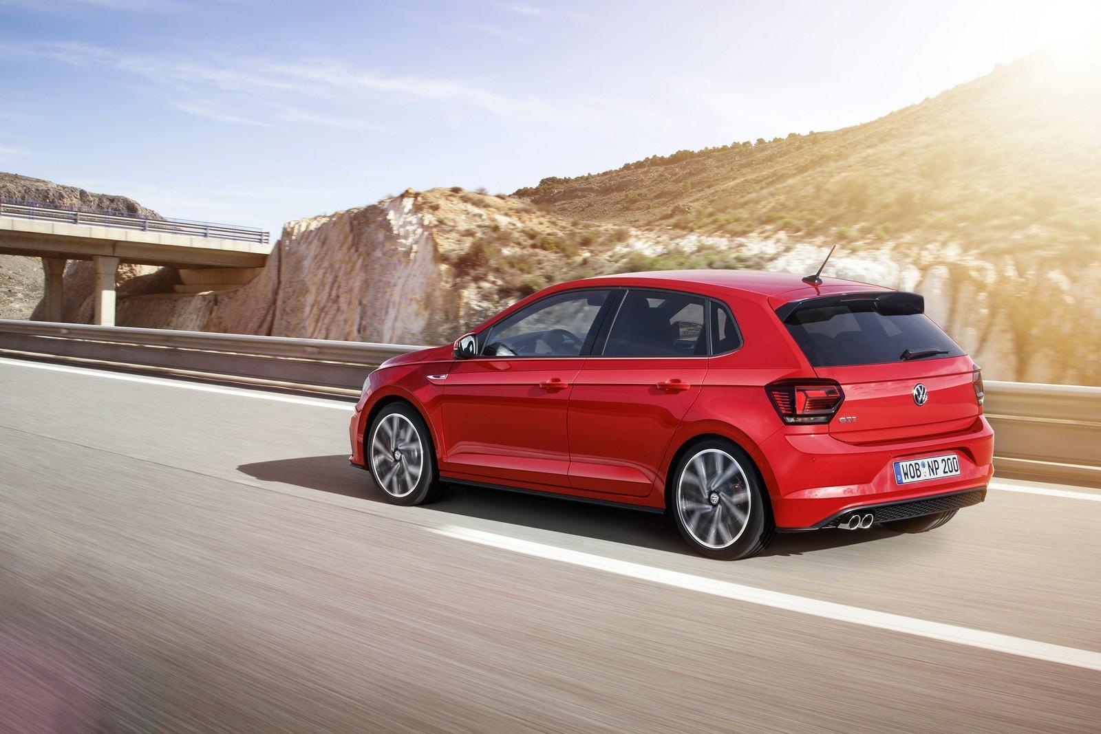 Ya puedes adquirir tu Volkswagen Polo GTI 2018: Desde 23.200 euros