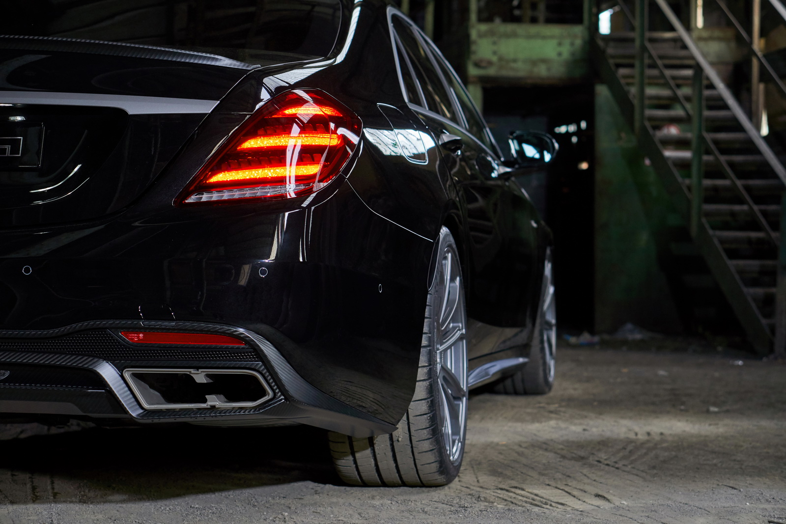 720 CV en tu Mercedes-AMG S63 gracias a IMSA