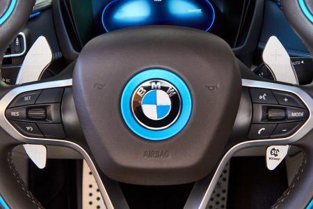 Así de espectacular luce el BMW i8 preparado por 3D Design