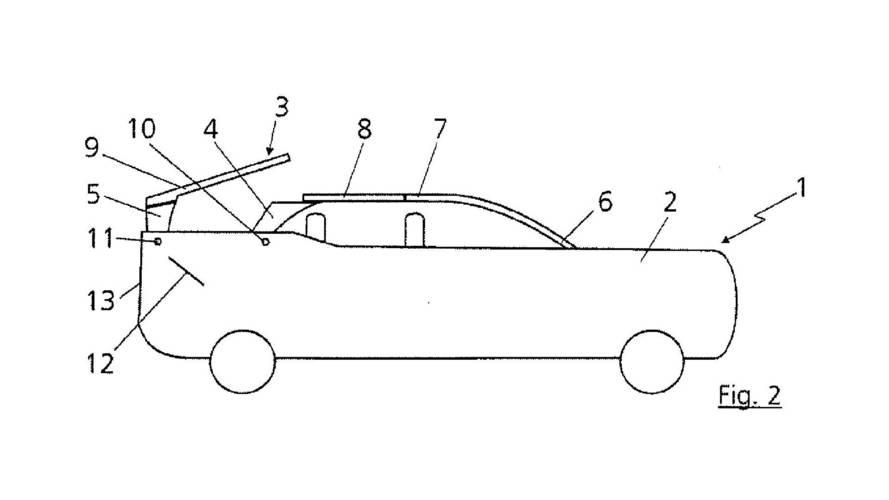 Audi patenta un SUV Cabrio, ¿posible Q8 descapotable en ciernes?