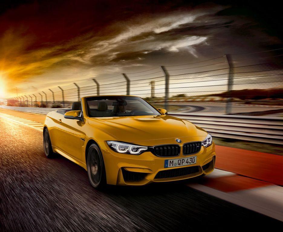 Los próximos BMW M3 y M4 tendrán cambio manual, pero...