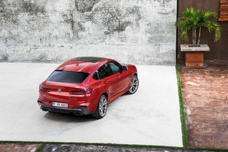 BMW X4 2018: Así es la segunda generación