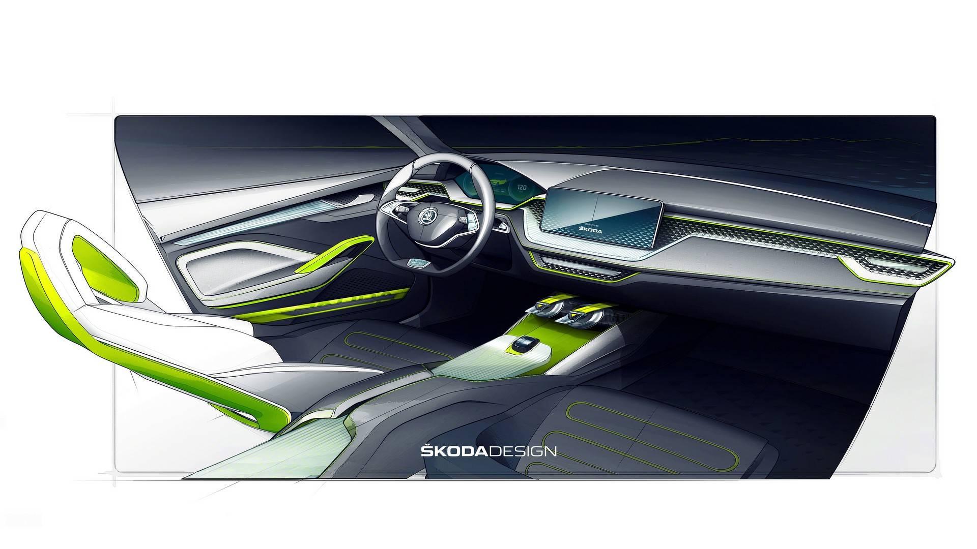 Directo a Ginebra: Skoda Vision X Concept, el tercero en discordia