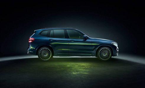 El Alpina XD3 2018 se resiste todavía a abandonar el diésel