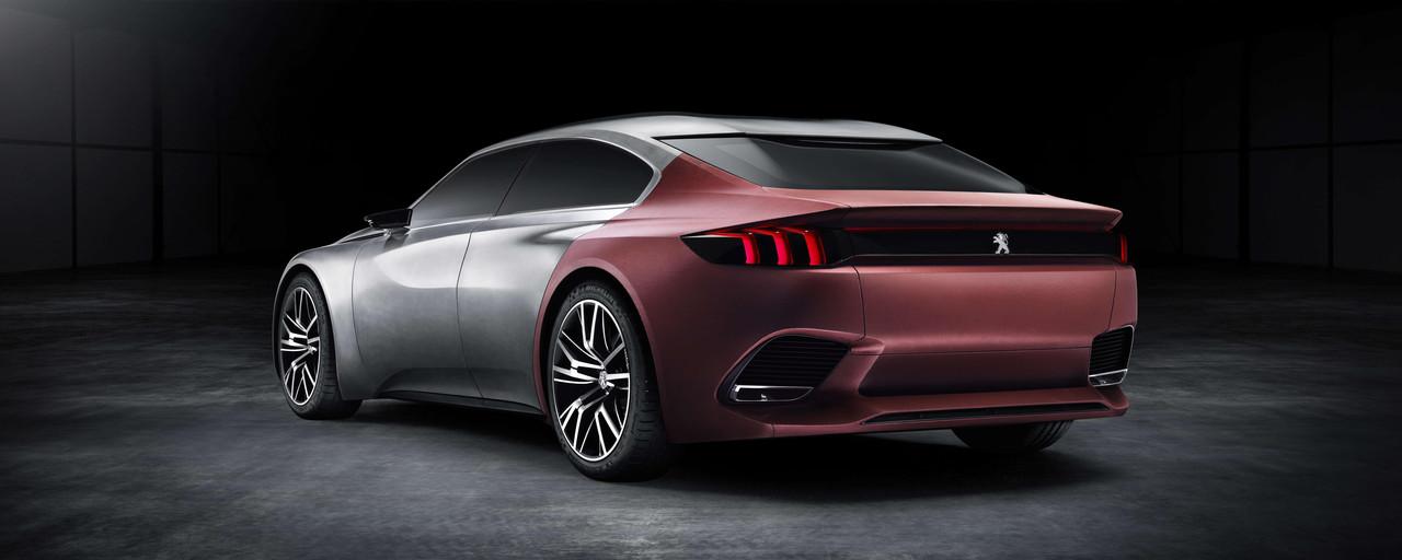 El nuevo Peugeot 508 se presentará el próximo mes en Ginebra: Nueva plataforma, motores y tecnología