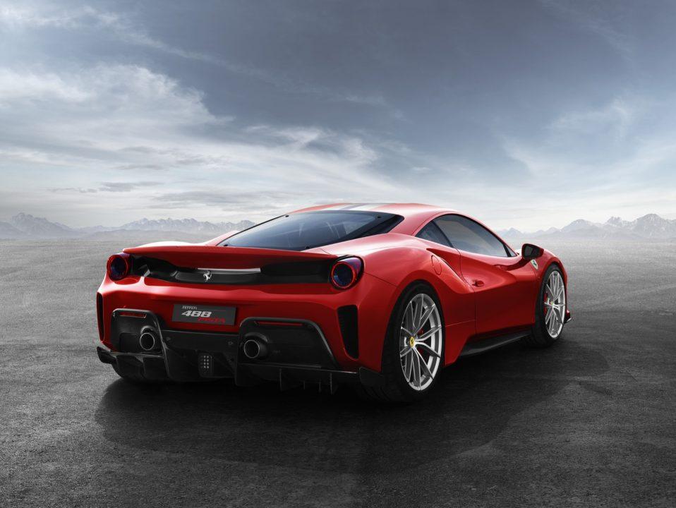 Ferrari ya prepara un V8 híbrido, ¡y tenemos fecha!