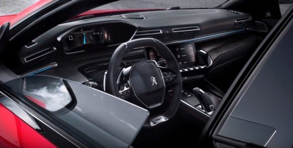 ¡Filtrado! Así es el nuevo Peugeot 508 con el que quieren reconquistar el segmento