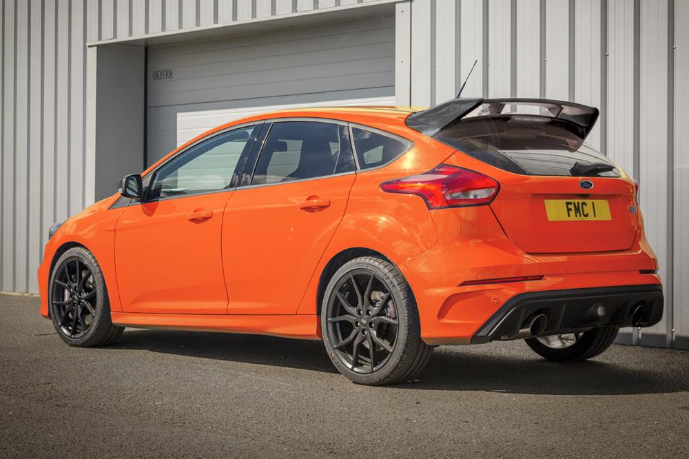 El nuevo Ford Focus RS irá a por todas: híbrido y con 400 caballos