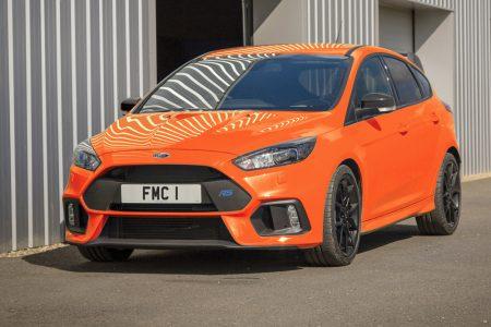 Ford Focus RS Heritage Edition: 375 CV para la última tirada de unidades