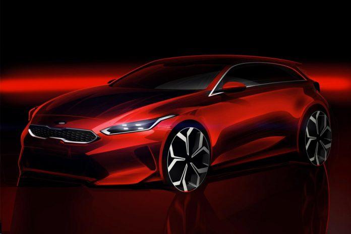 Kia Ceed 2018: La tercera generación debutará en el Salón de Ginebra y este es el anticipo
