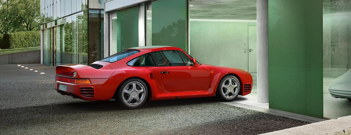 La impresión 3D logra ampliar el catálogo de recambios de clásicos de Porsche
