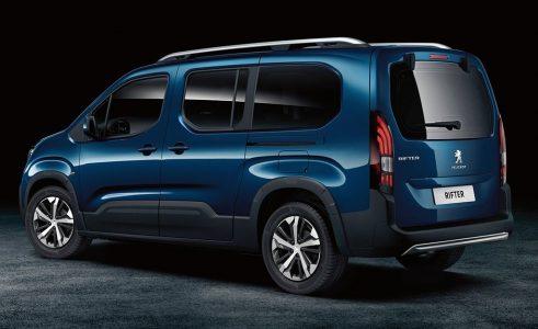 La Peugeot Partner desaparece para dejar paso a la Peugeot Rifter 2018