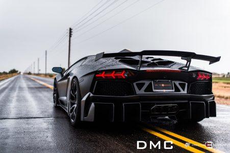 "Lamborghini Aventador Edizione-GT ""Las Americas"": 988 CV de puro músculo"