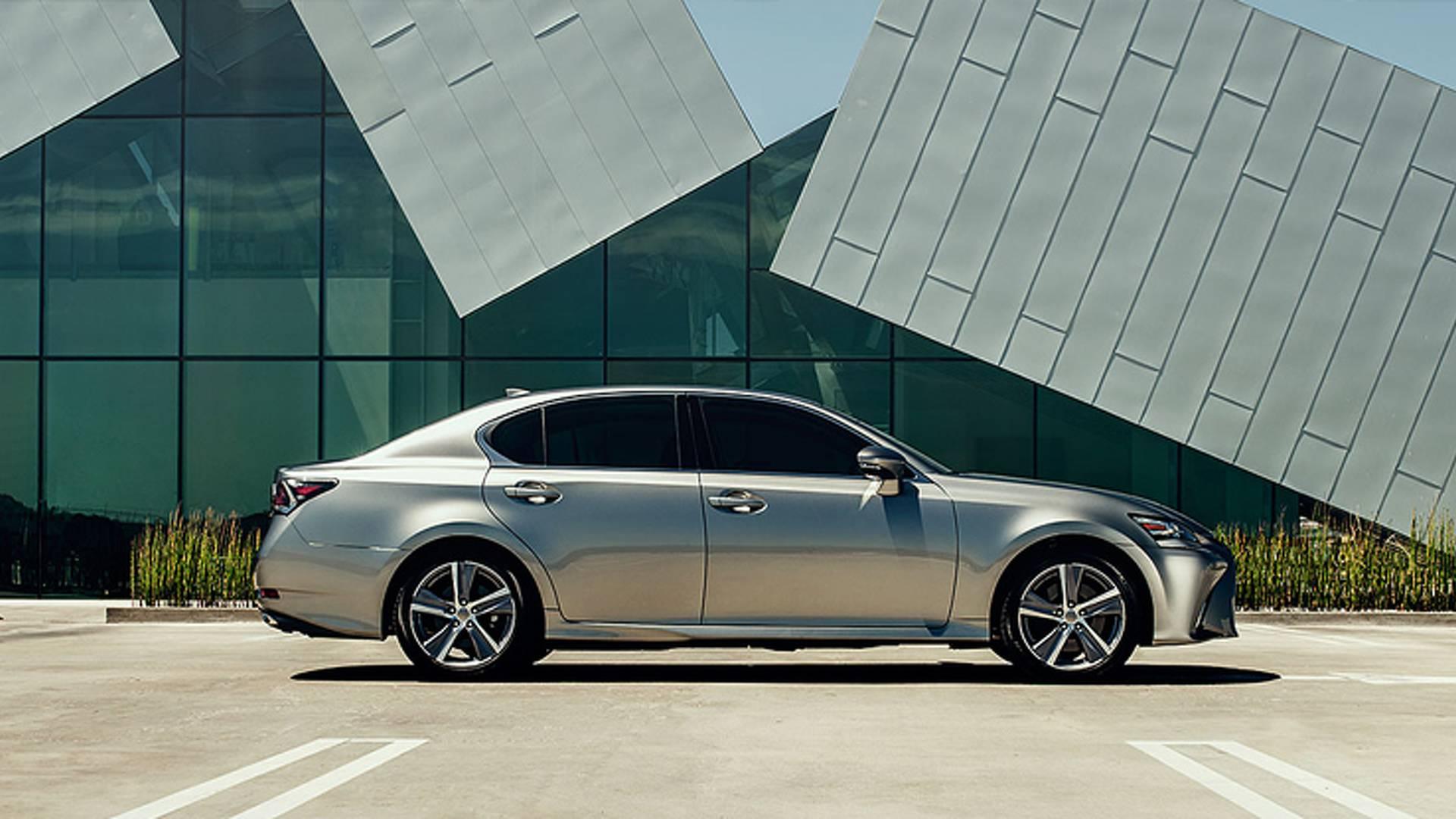 Lexus GS 300h Edition: Con las empresas como foco