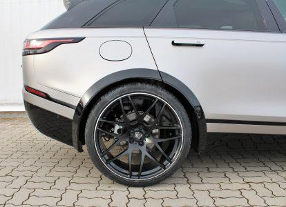 Lumma Design vuelve al Range Rover Velar con nuevas mejoras