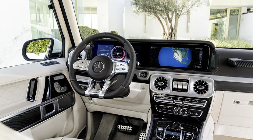 Mercedes-AMG G 63 2018: Así es la versión más deportiva del todoterreno