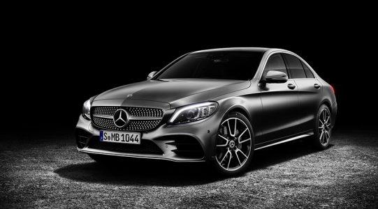 Mercedes Clase C 2018: Reforzando a la berlina premium más vendida en Europa