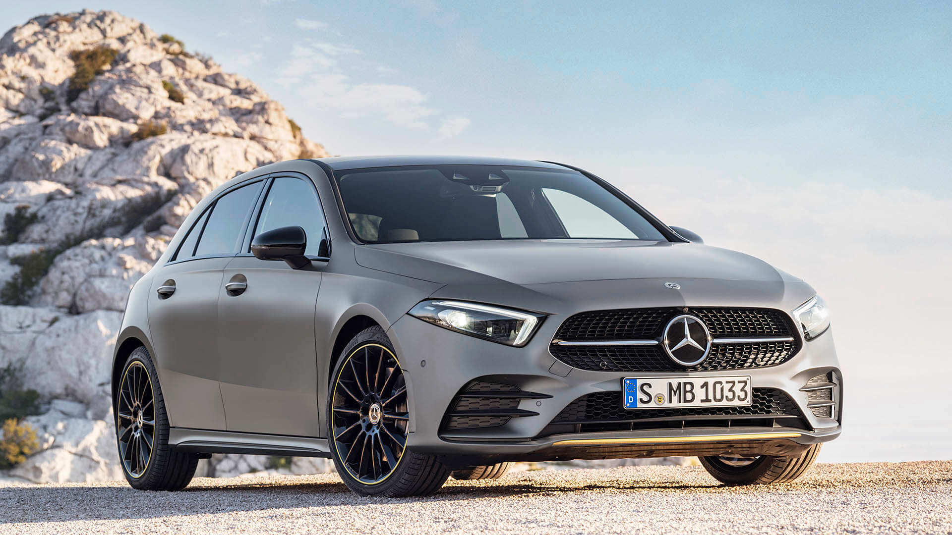 El Mercedes AMG A 35 se acerca a Ginebra, ¿tendrá turbo eléctrico?