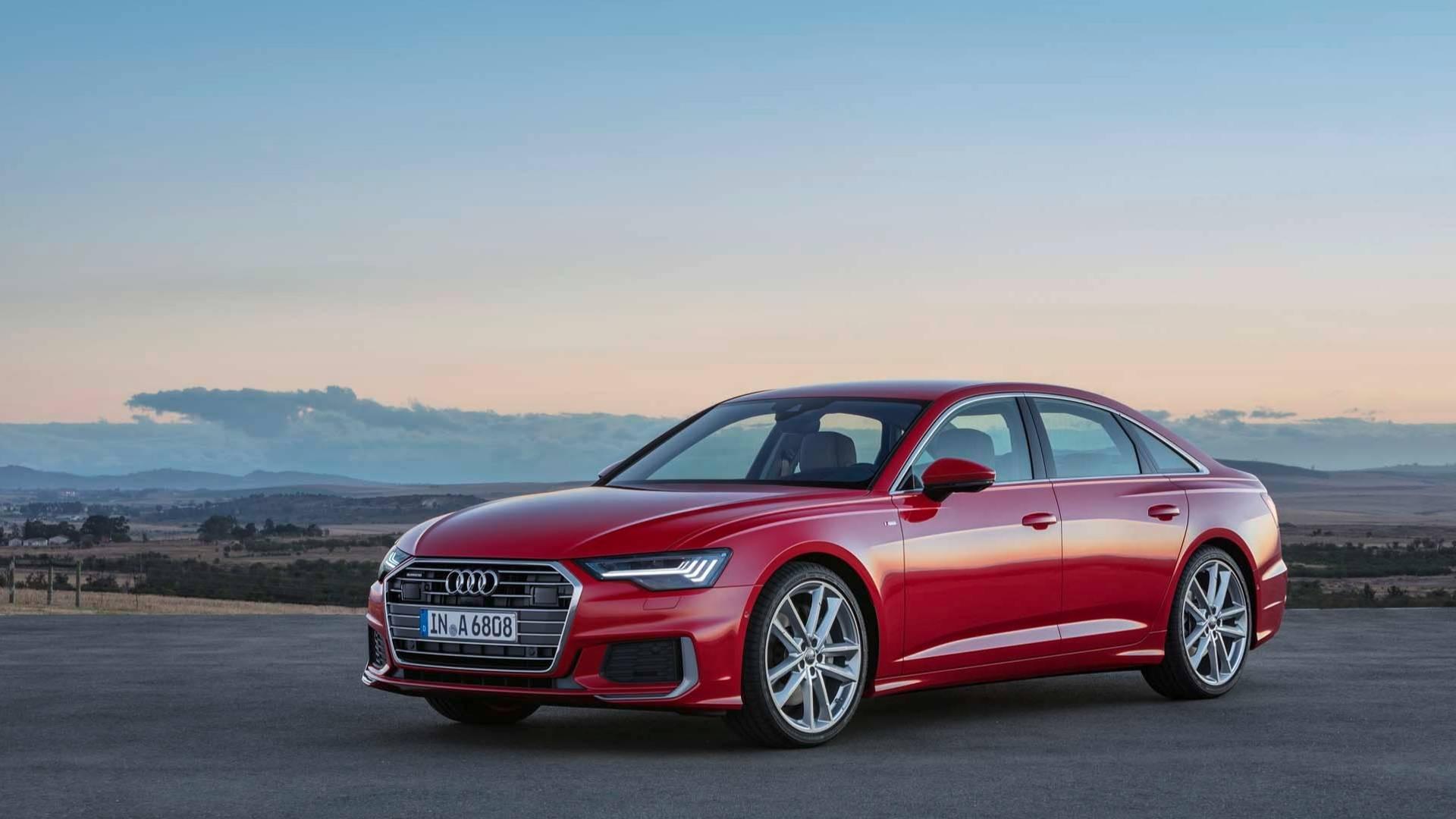 Oficial: nuevo Audi A6, más grande, premium y dinámico