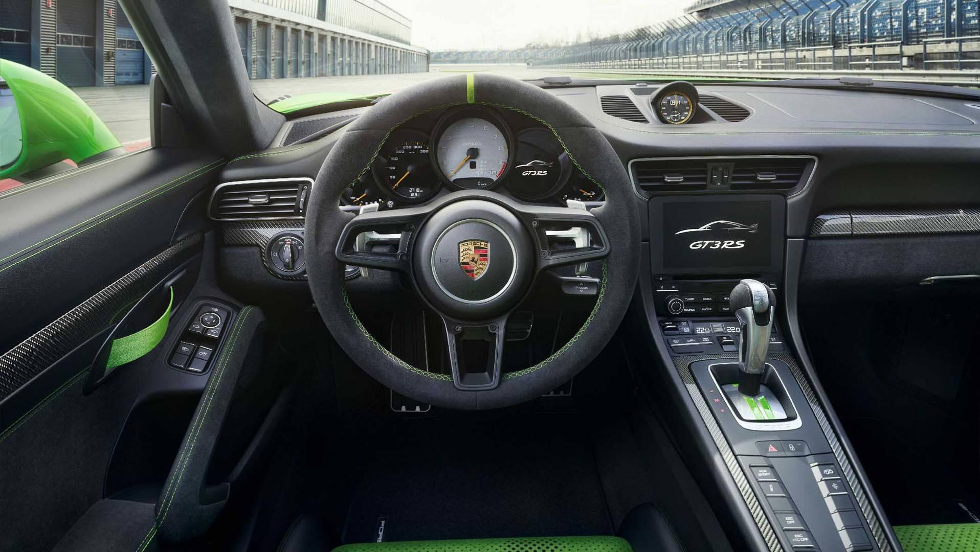 Oficial: Porsche 911 GT3 RS: el 911 atmosférico más potente jamás fabricado