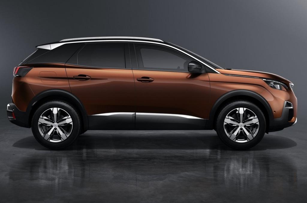 Peugeot ya prepara un crossover coupé, ¡primera infomación!