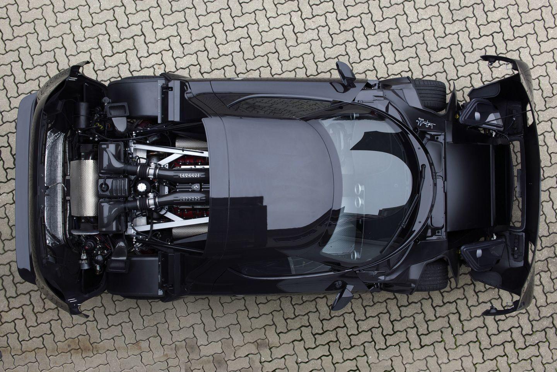 ¿Quieres el New Stratos? Necesitarás 500.000 y sacrificar un Ferrari F430 Scuderia