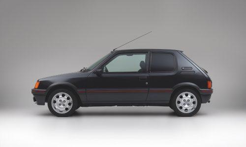 ¿Quieres un Peugeot 205 GTI blindado? Existe y ahora puedes hacerte con uno...