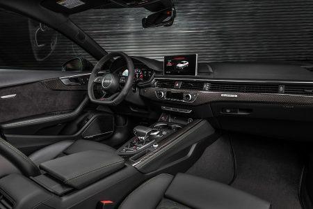 Audi RS5 Sportback 2018: La versatilidad unida a 450 CV de potencia