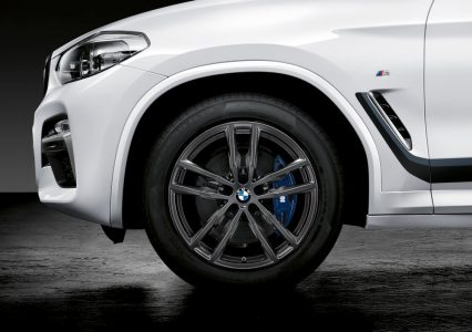 """BMW introduce nuevas piezas """"M Performance"""" para los X2, X3 y X4"""