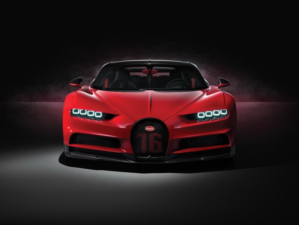 Bugatti mueve ficha: cambios importantes en su gama de modelos