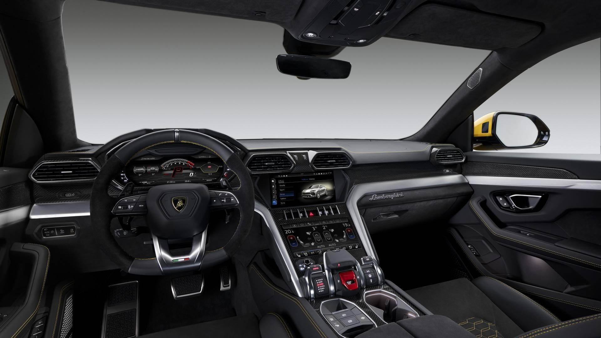 ¿Cómo conservará Lamborghini el espectacular de sus coches? Con la hibridación