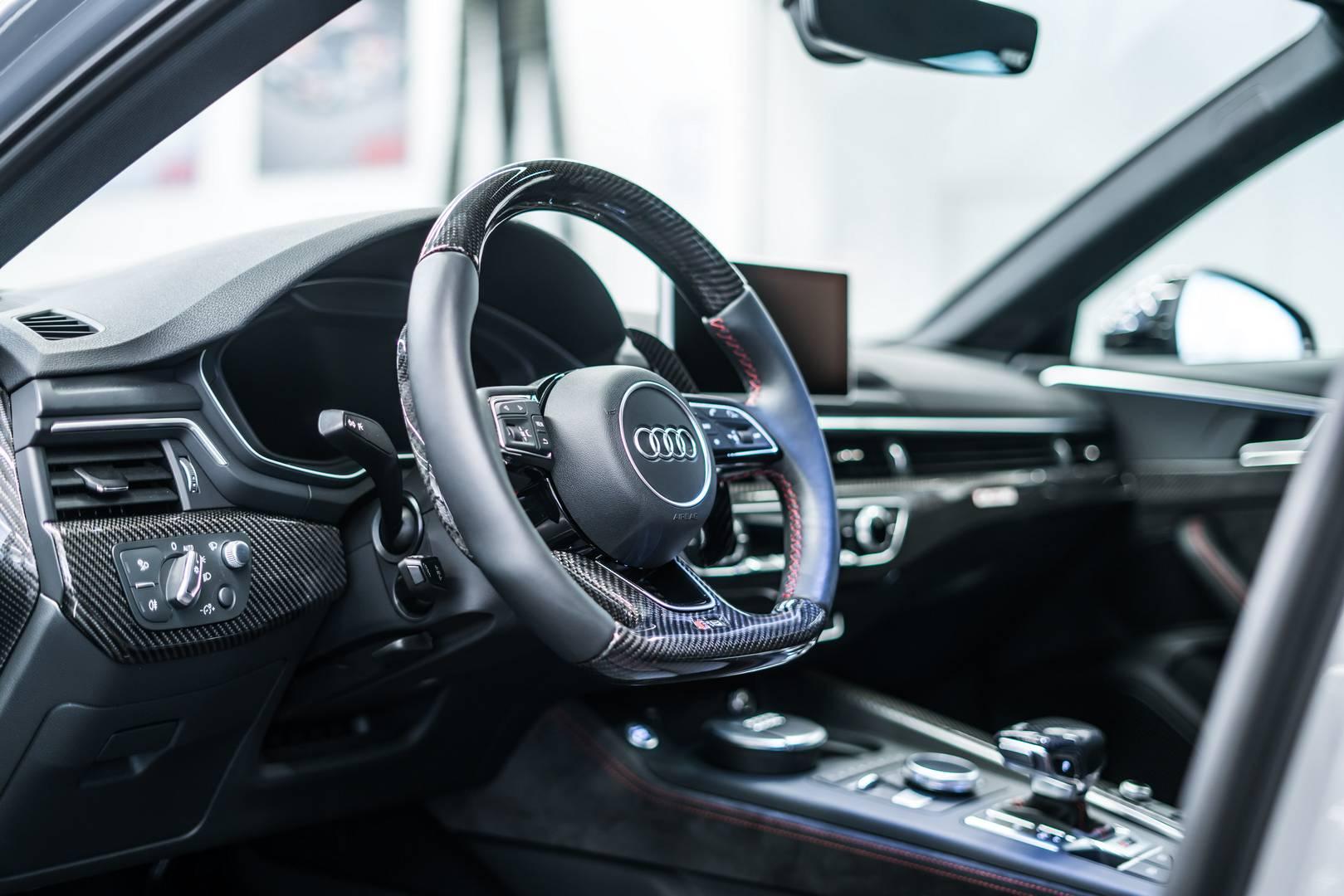 Con el ABT Audi RS4-R de 530 CV, serás el padre más rápido del colegio