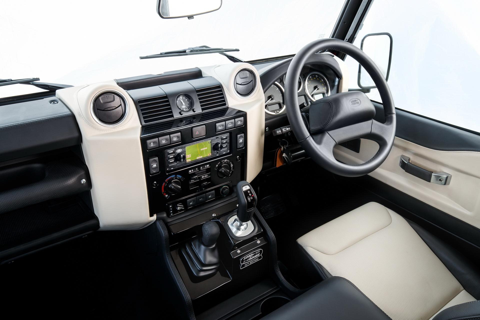 En un mes se han vendido las 150 unidades del Land Rover Defender Works V8: Y no era barato...