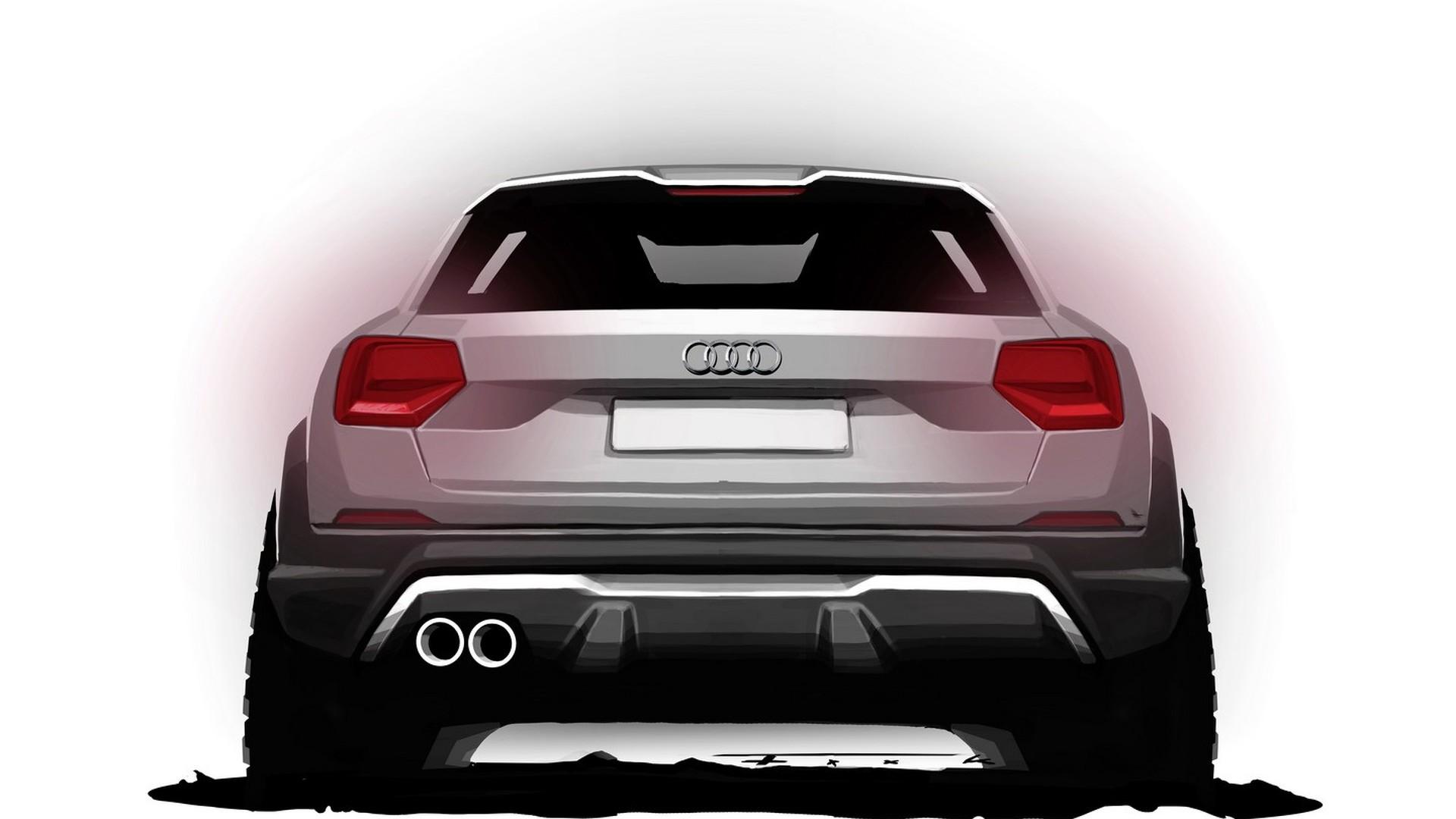 Más cerca del Audi Q1: pequeño, robusto... ¿y de tres puertas?