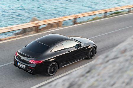 Mercedes-AMG C43 Coupe y Cabriolet 2018: Ahora con 390 CV de potencia