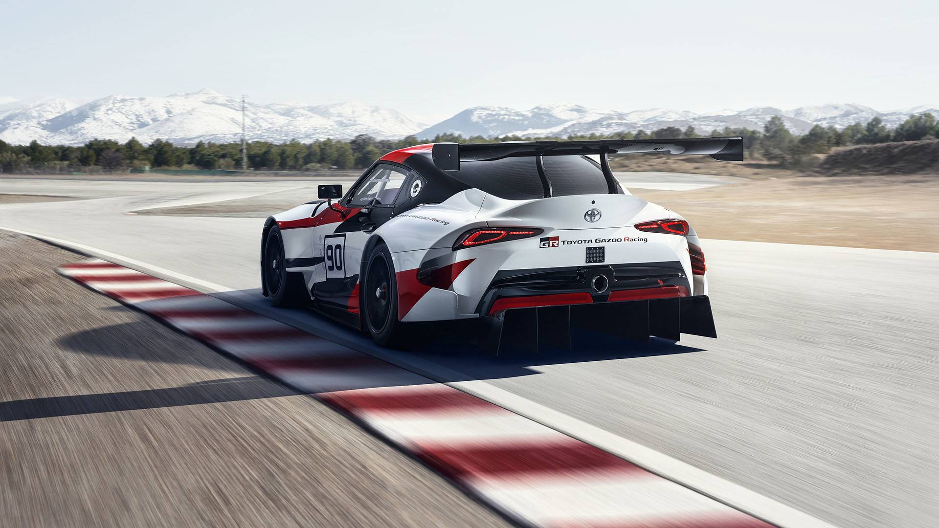 Oficial: Toyota GR Supra Racing Concept, ¡bestial!