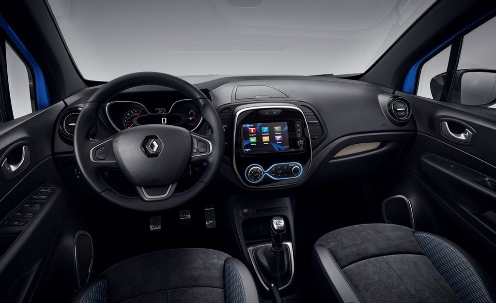 renault captur s edition edici n especial con el 1 3 tce de 150 cv. Black Bedroom Furniture Sets. Home Design Ideas