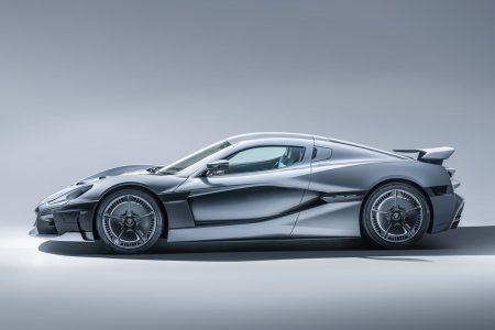 Rimac C_Two: La peor del pesadilla del Tesla Roadster con 1.940 CV y 2.300 Nm de par