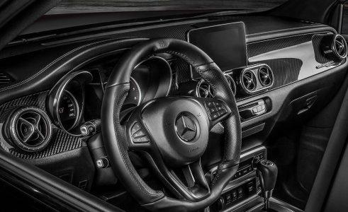 Sobrevive al apocalipsis zombie con el Mercedes Clase X de Carlex Design