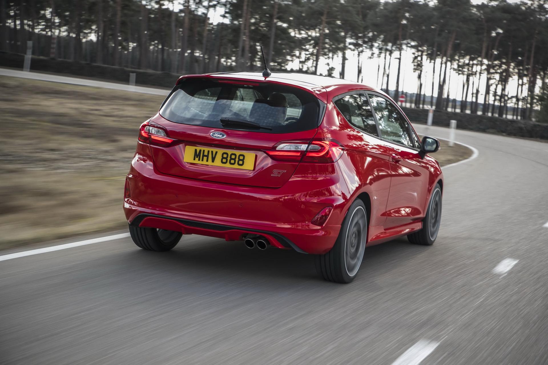 ¡Sorpresa! El Ford Fiesta ST 2018 puede montar diferencial autoblocante mecánico