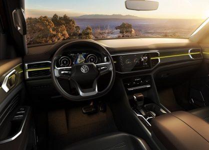 Volkswagen Atlas Tanoak Concept: Un pick-up sobre la base del SUV Atlas