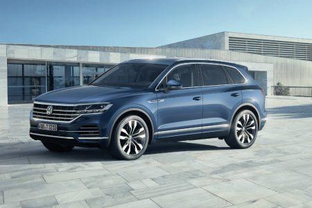Ya está aquí: El nuevo Volkswagen Touareg crece en tamaño