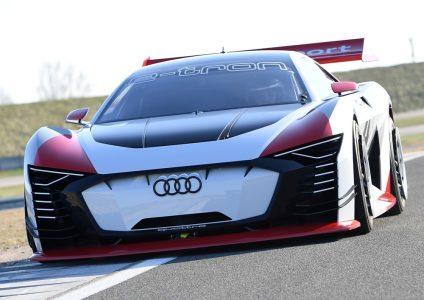 Audi e-tron Vision Gran Turismo: El deportivo alemán hecho para videojuegos