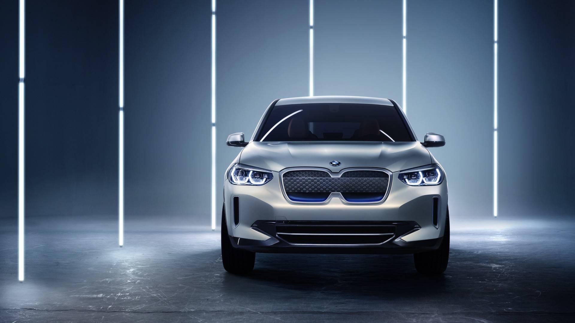 BMW Concept iX3: anticipando un futuro muy cercano