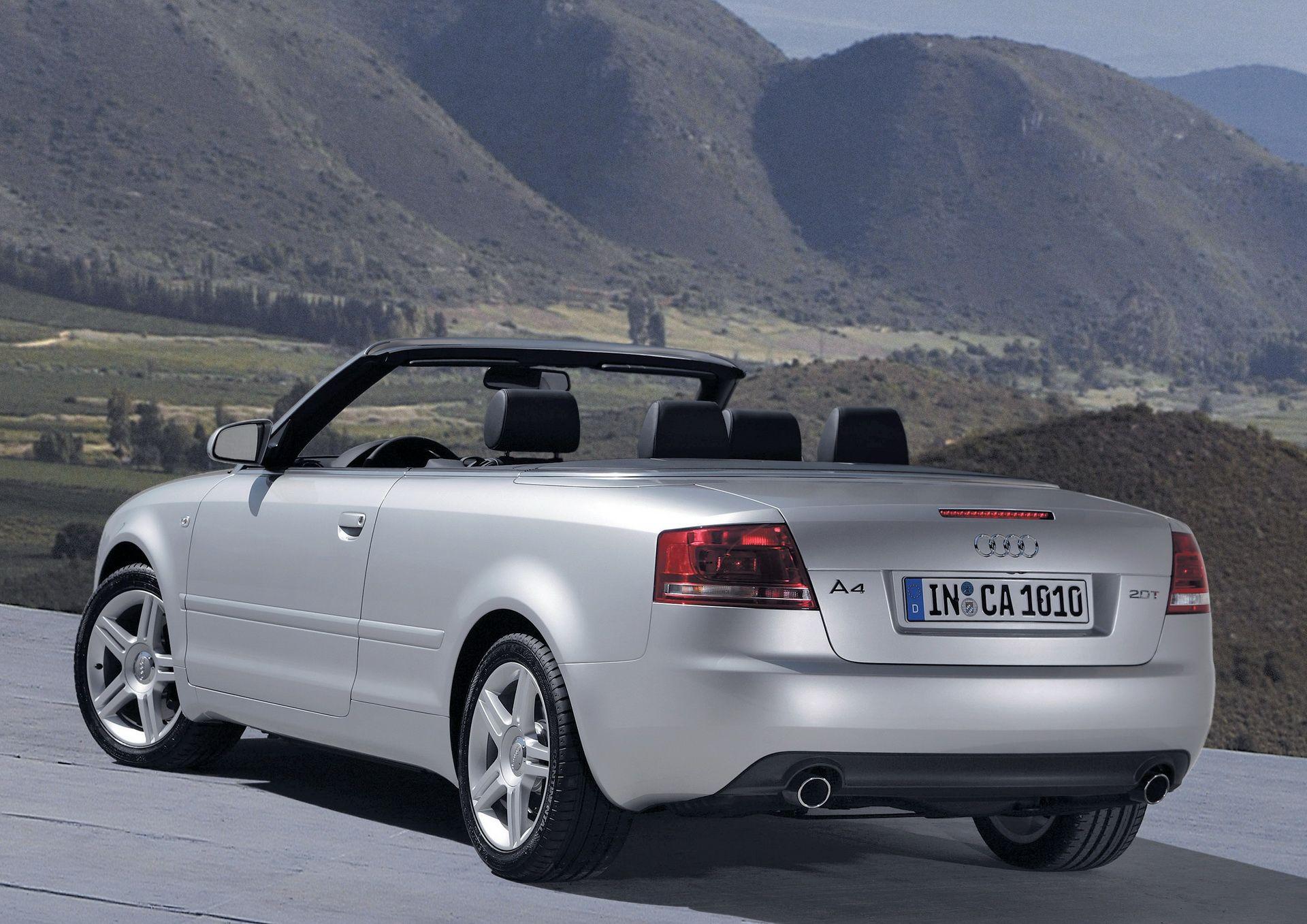 El Audi A4 Cabrio podría volver... para llevarse por delante al resto de descapotables