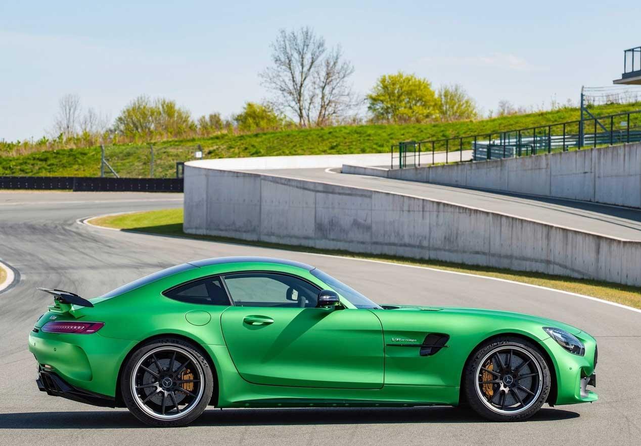 Más cerca del Mercedes AMG GT de seis cilindros, ¡nueva información