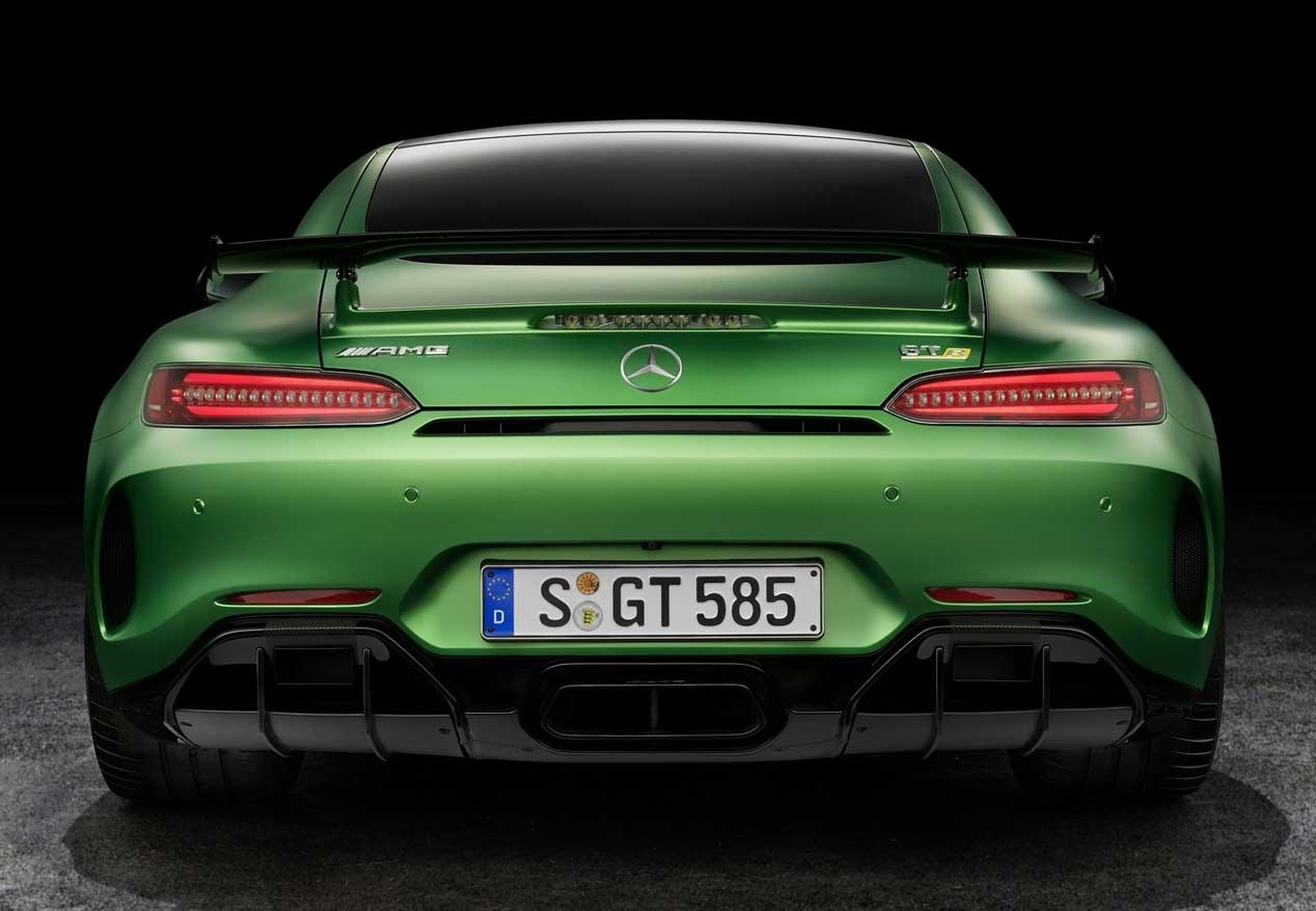 En camino: Mercedes AMG GT R Black Series, ¡prepárate!