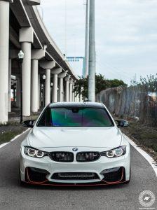 Este BMW M4 de ADV1 te enamorará a simple vista con su estética y sus 712 CV