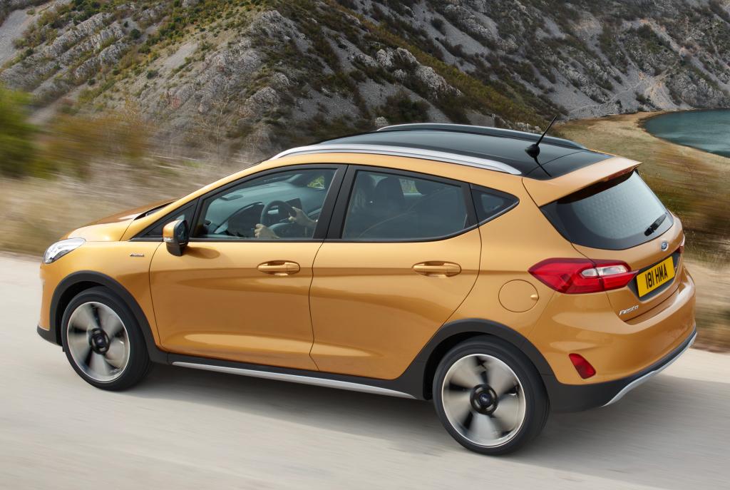 Ford Fiesta Active: La versión campera ya tiene precios