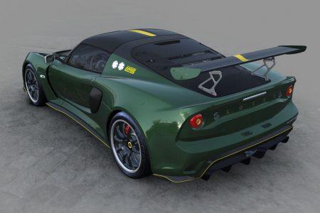 Lotus Exige Cup 430 Type 25: 25 unidades venidas de la competición